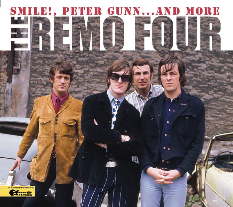 Remo Four - Smile!, Peter Gunn And More (CD)