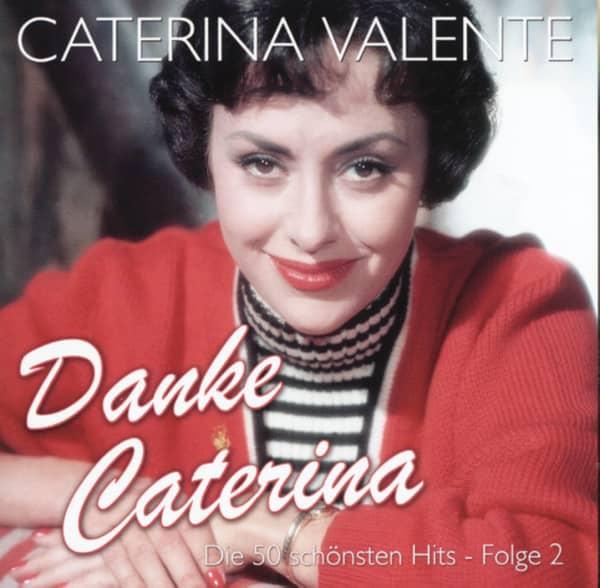 Vol.2, Danke Caterina (2-CD) 1954-61