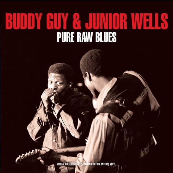 Pure Raw Blues (2-LP)