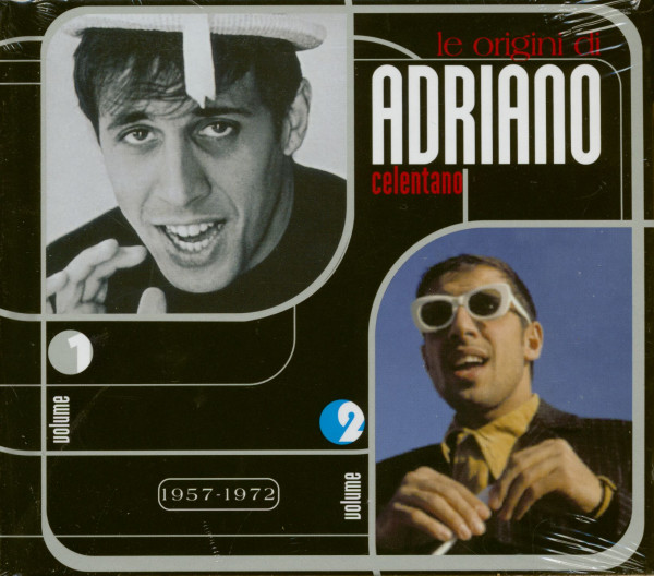 Le Origini Di Adriano - Volume 1 & 2 (2-CD)