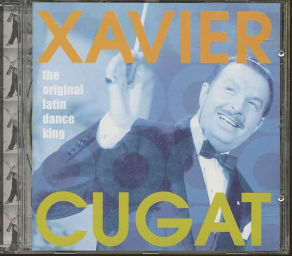 The Original Latin Dance King (CD)