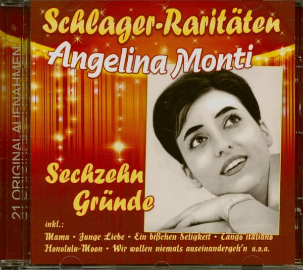 Sechzehn Gründe - Schlager Raritäten (CD)