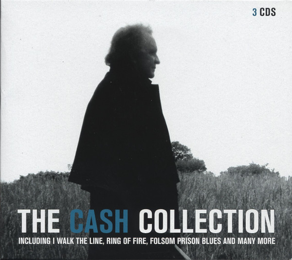 The Cash Collection - Mercury (3-CD)