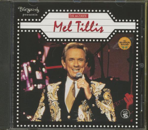 The Ultimate Mel Tillis (CD)