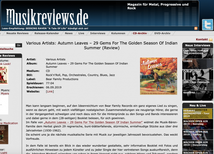 Presse-Archiv-Autumn-Leaves-29-Gems-for-the-Indian-Summer-musikreviews