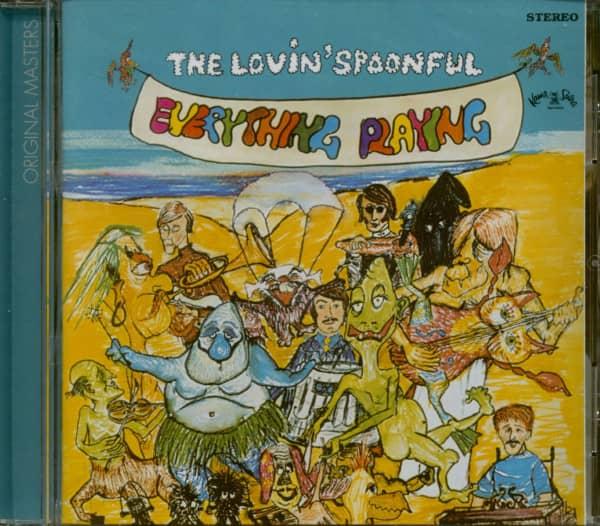 Everything Playing...plus (CD)