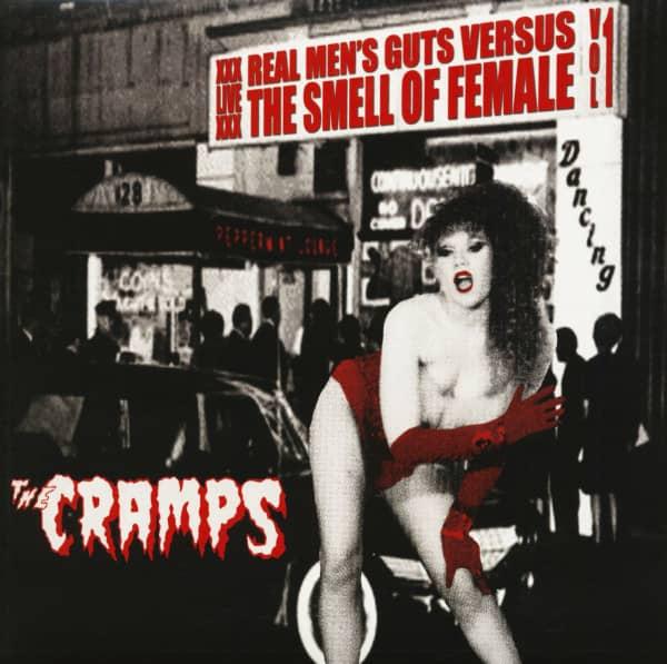 XXXLiveXXX - Real Men's Guts Versus The Smell Of Female Vol.1 (LP, Ltd.)