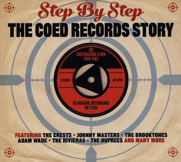Step By Step - The Coed Records Story (2-CD)