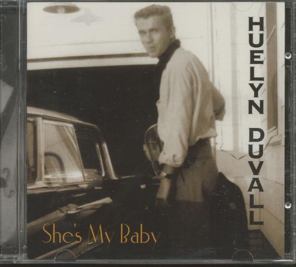 She's My Baby (CD)