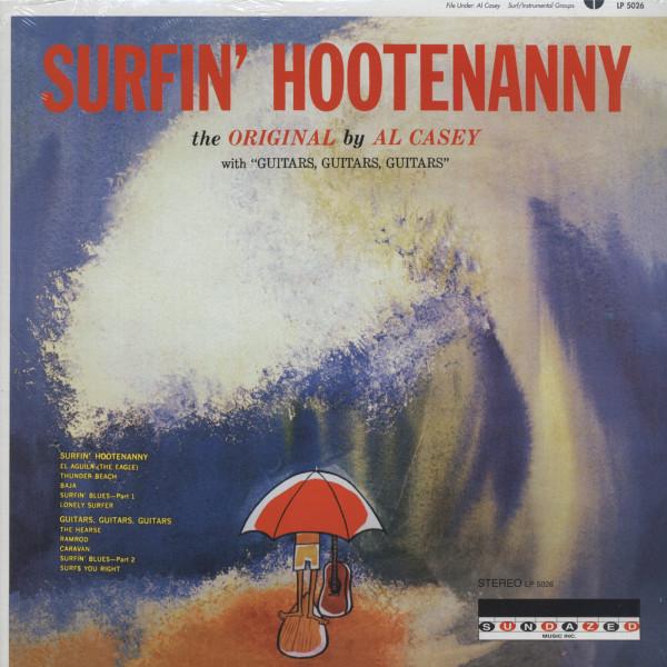 Surfin' Hootenanny (LP)