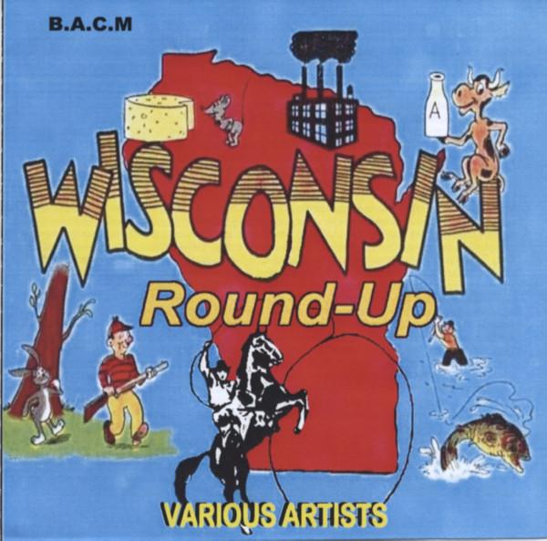 Wisconsin Round-Up (CD)