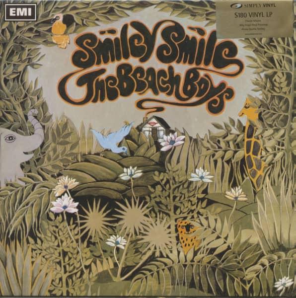 Smiley Smile (LP, 180g Vinyl)