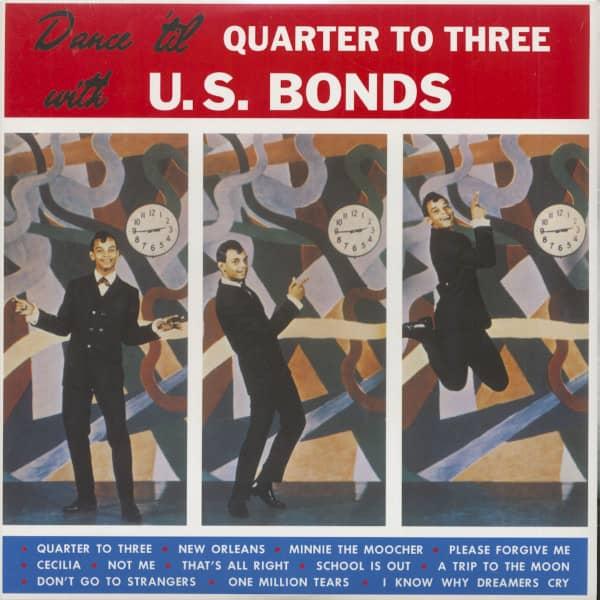 Dance 'Til Quarter To Three (LP)