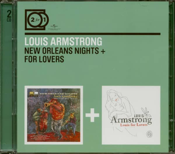 New Orleans Nights - For Lovers (2-CD)
