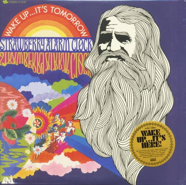 Wake Up ... It's Tomorrow (LP)