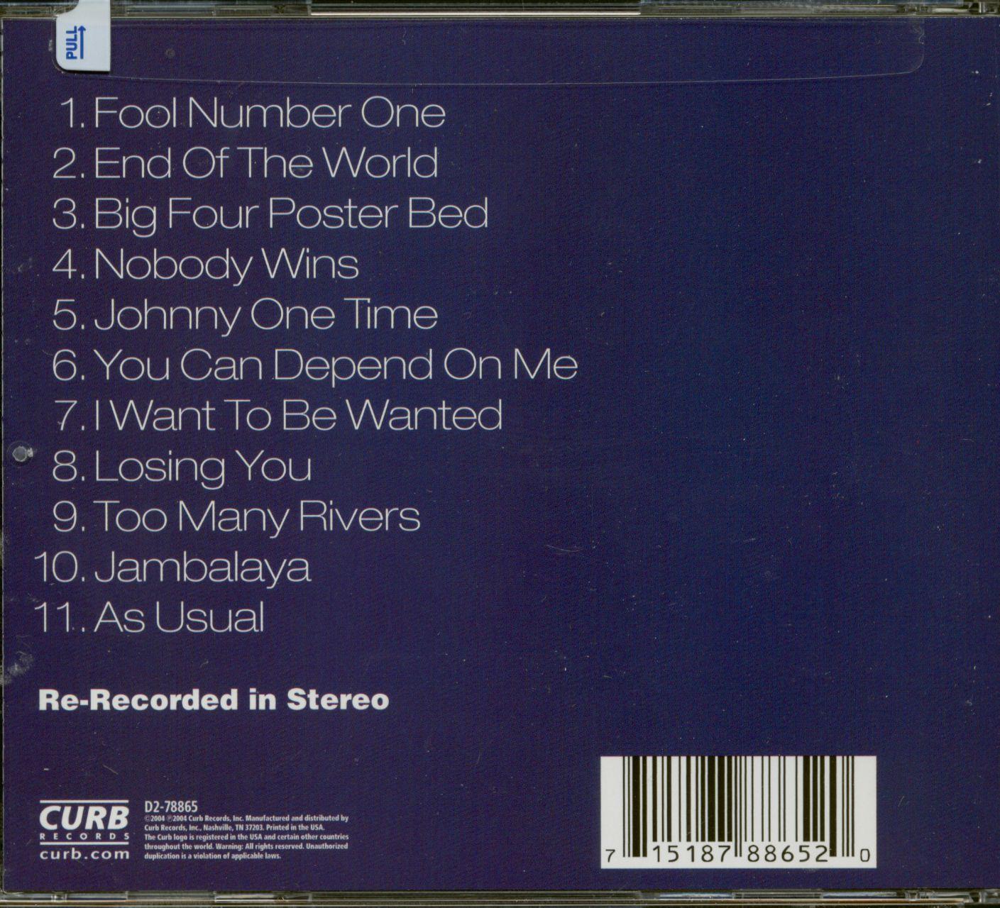 Brenda Lee CD: Greatest Country Songs (CD)