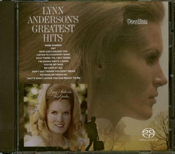 Rose Garden - Greatest Hits (CD)