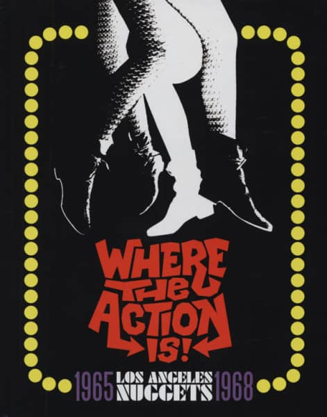 Where The Action Is (4-CD Hardcover Digibook)