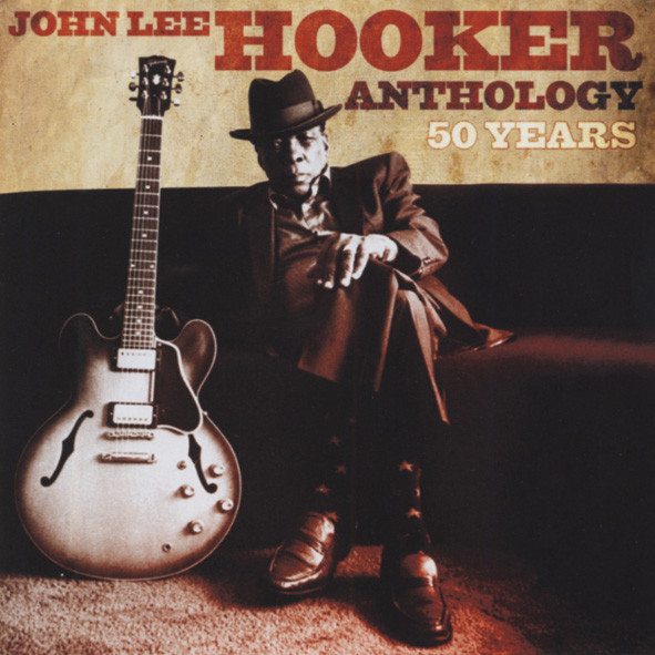 50 Years: John Lee Hooker Anthology (2-CD)