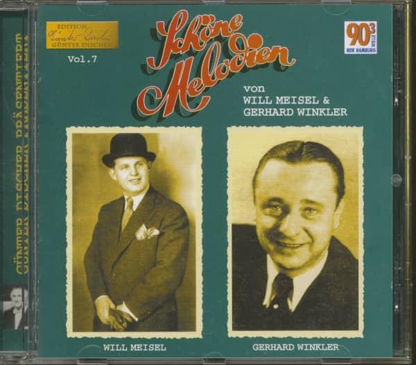 Schöne Melodien (Will Meisel & G. Winkler) (CD)