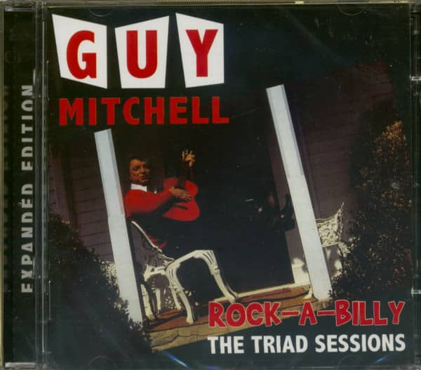 Rock-A-Billy - The Triad Sessions - Expanded Edition (2-CD)
