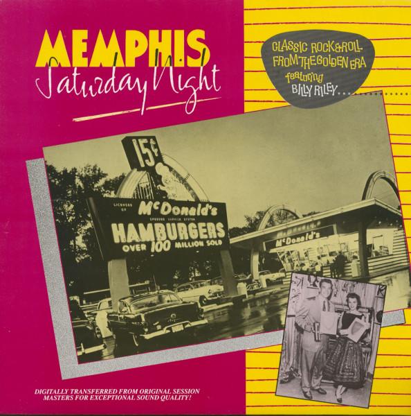 Memphis Saturday Night (LP)