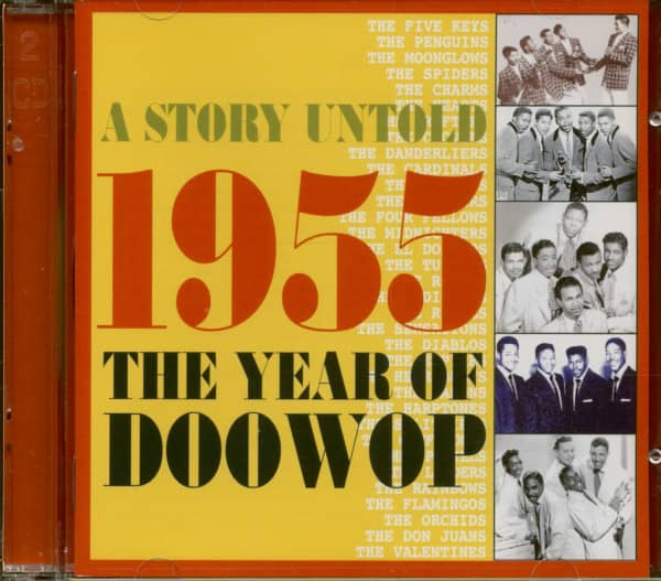 A Story Untold - 1955 The Year Of Doowop (2-CD)