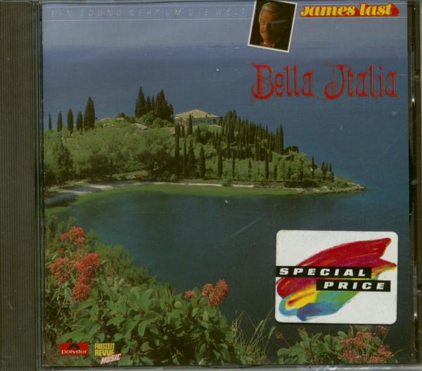Bella Italia - Ein Sound geht um die Welt (CD)