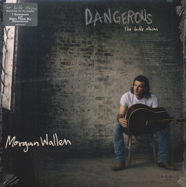 Dangerous - The Double Album (3-LP)