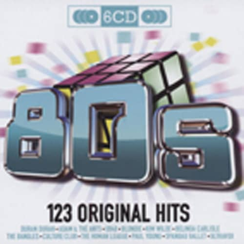 Original Hits - Eighties (6-CD)