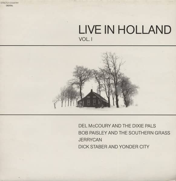 Vol.1, Live In Holland