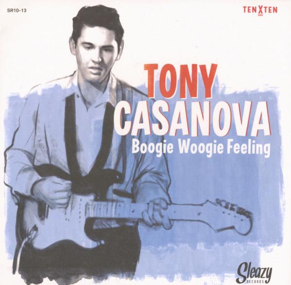 Boogie Woogie Feeling - Blue Vinyl (LP, 10inch)