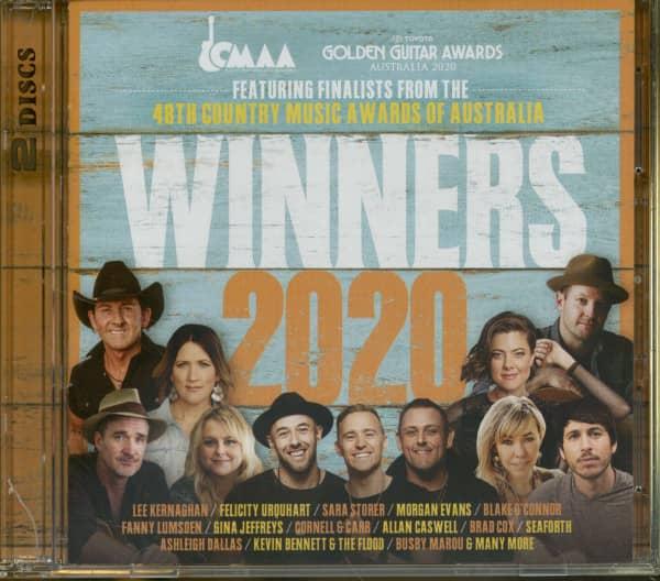 CMAA Winners 2020 (2-CD)