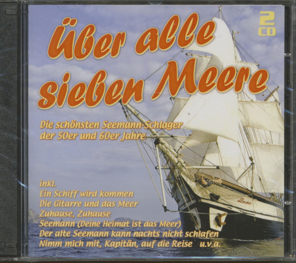 Ueber Alle Meere (1951-61) (2-CD)