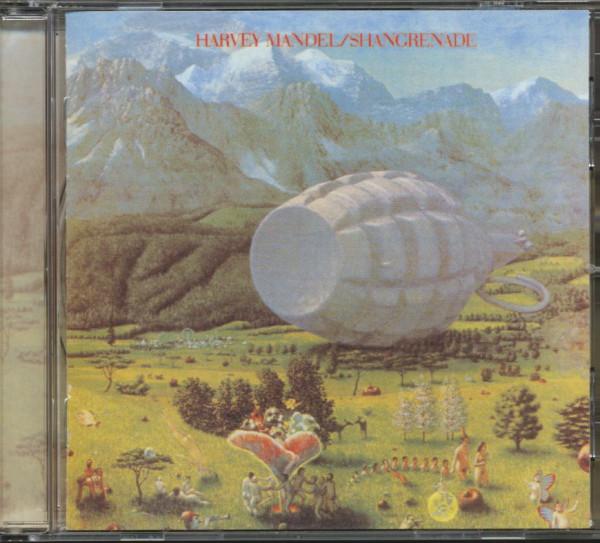 Shangrenade (CD)