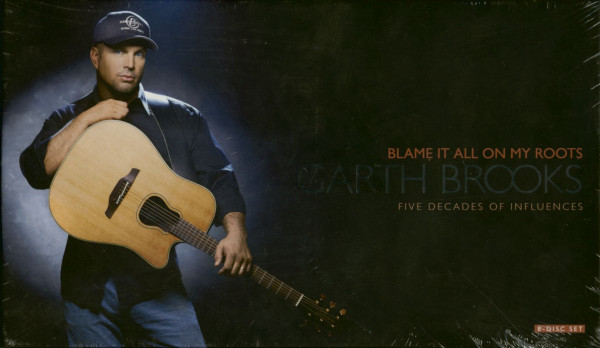 Blame It All On My Roots (6-CD - 2-DVD(1))