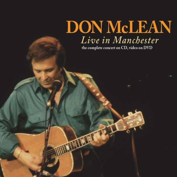 Live In Manchester (2-CD-DVD)