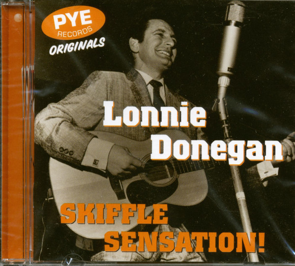 Skiffle Sensation (CD)