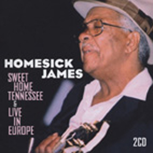 Sweet Home Tennessee - Live In Europe (2-CD)