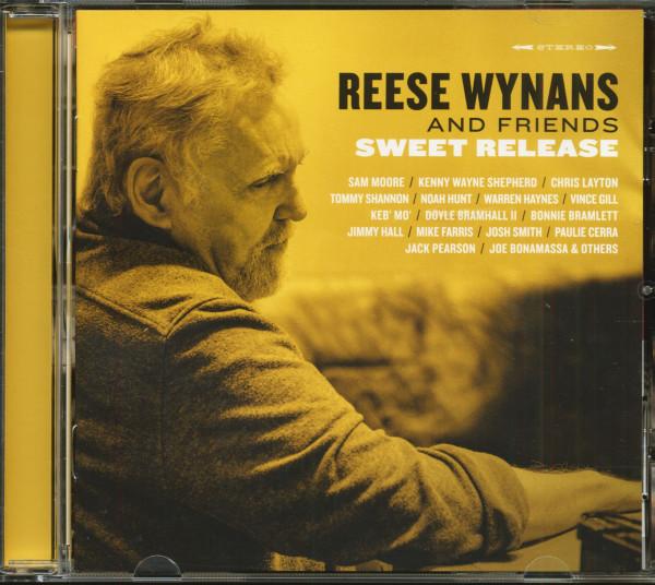 Sweet Release (CD)