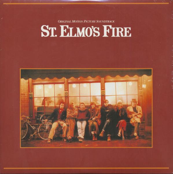 St. Elmo's Fire - Soundtrack (LP, 180g Vinyl)