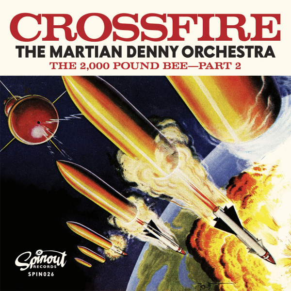 Crossfire - The 2000 Pound Bee, Pt.2