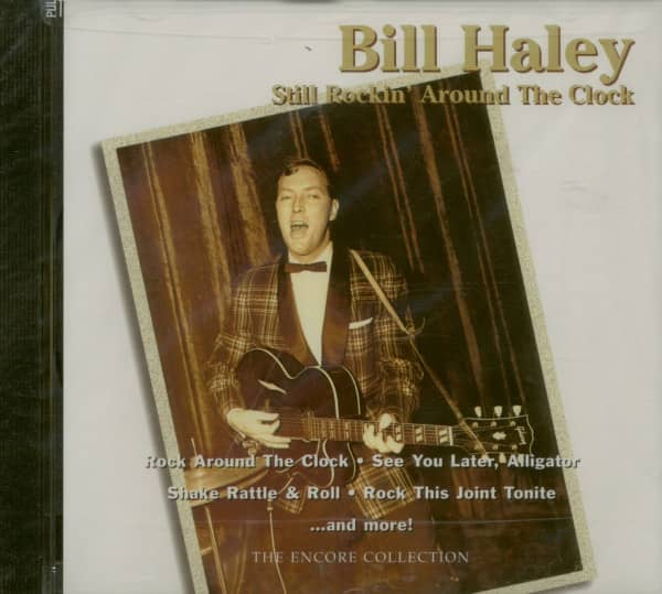 Still Rockin' Around The Clock (CD)