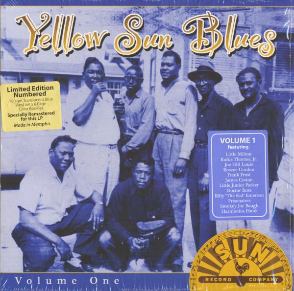 Yellow Sun Blues - 180g Vinyl