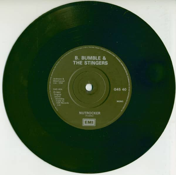 Nut Rocker - Bumble Boogie (SC, 45rpm)