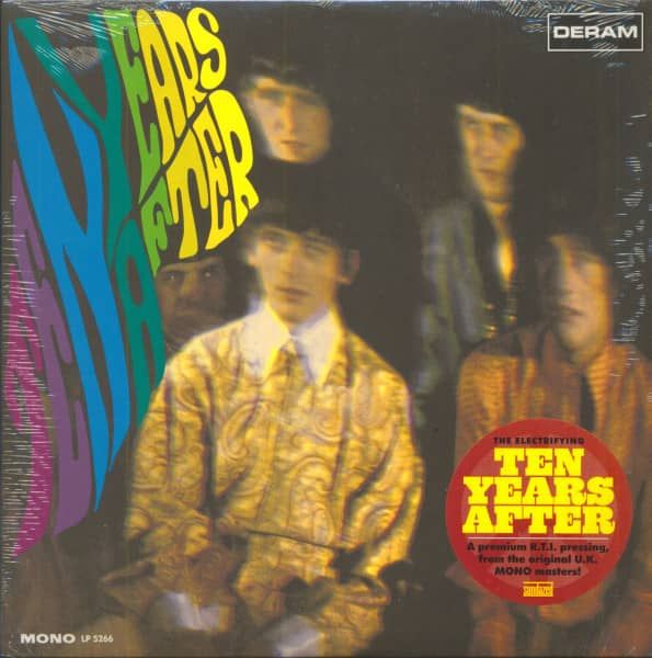 Ten Years After (LP, Mono)