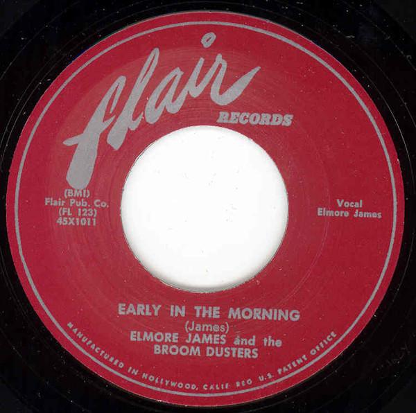 Early In The Morning b-w Hawaiian Boogie 7inch, 45rpm