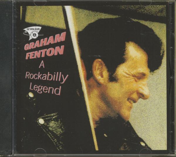 Graham Fenton - A Rockabilly Legend (CD)