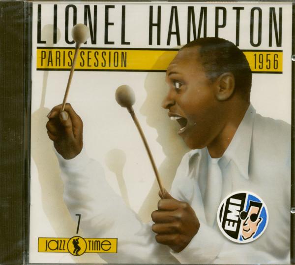Paris Session 1956 (CD)