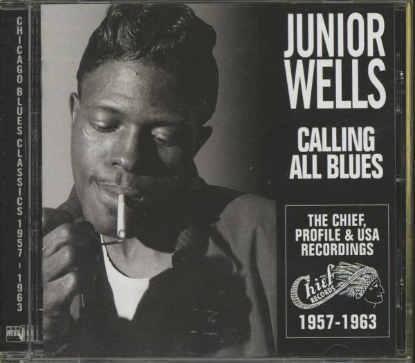 Calling All Blues 1957-1961 (CD)